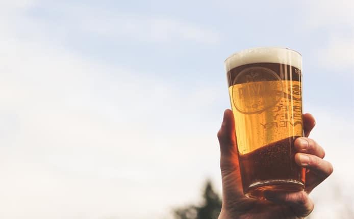 Beer Glasses gift
