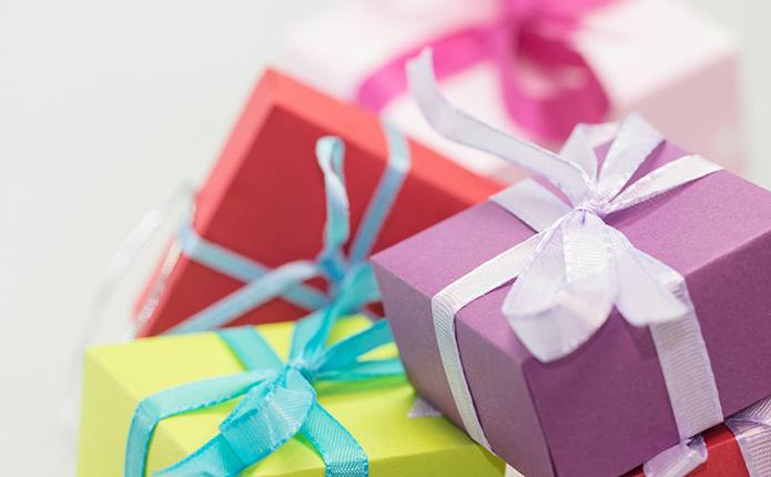 Birthdays gift